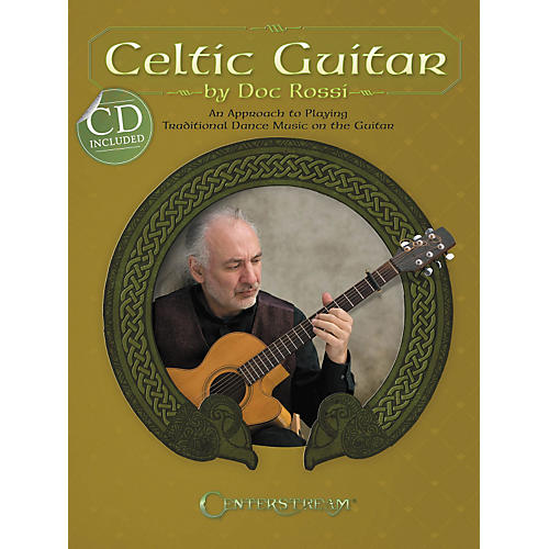 Centerstream Publishing Celtic Guitar: An Approach To Playing Traditional Dance Music On The Guitar (BK/CD)-thumbnail