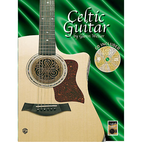 Alfred Celtic Guitar Tab Book-thumbnail