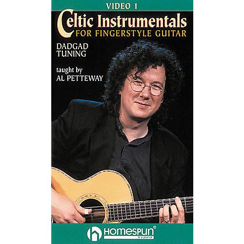 Hal Leonard Celtic Instrumentals for Fingerstyle Guitar Video-thumbnail