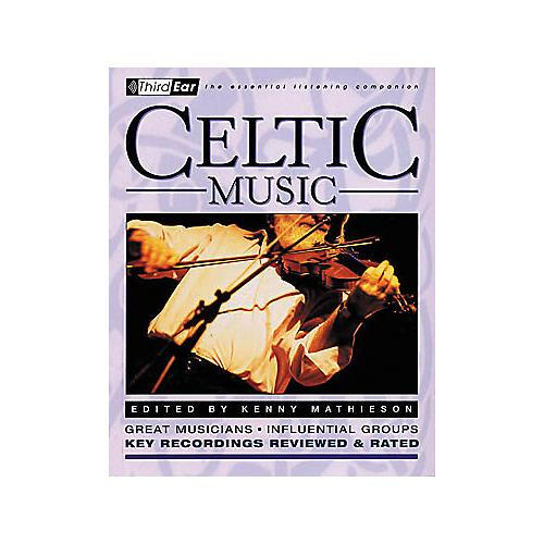 Backbeat Books Celtic Music - Listening Companion Book