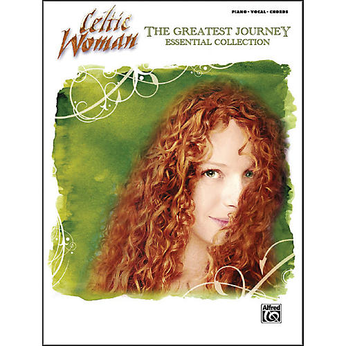 Alfred Celtic Woman: The Greatest Journey Essential Collection (Piano, Vocal, and Chord Book)-thumbnail