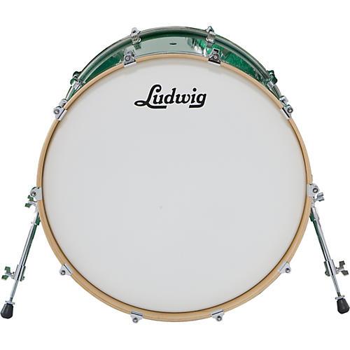 Ludwig Centennial Bass Drum Black Lacquer 22X20