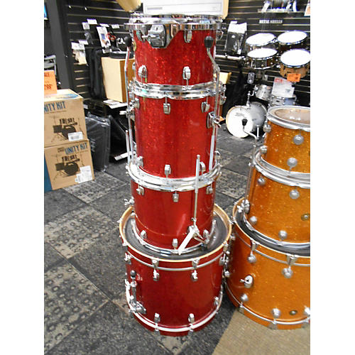 Ludwig Centennial Dragster Drum Kit