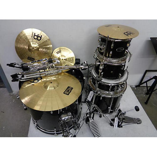 Used Pdp By Dw Center Stage Drum Kit Guitar Center