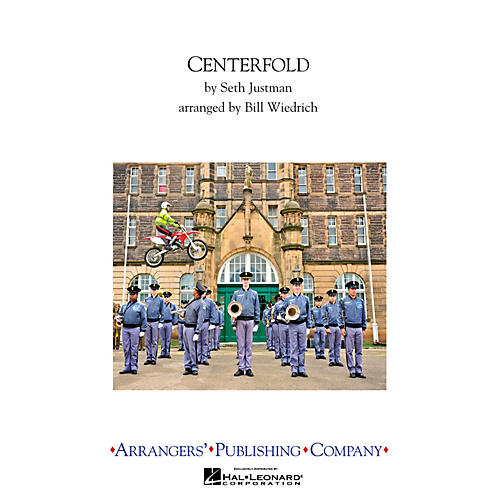 Arrangers Centerfold Marching Band Level 3 by J. Geils Band Arranged by Bill Wiedrich