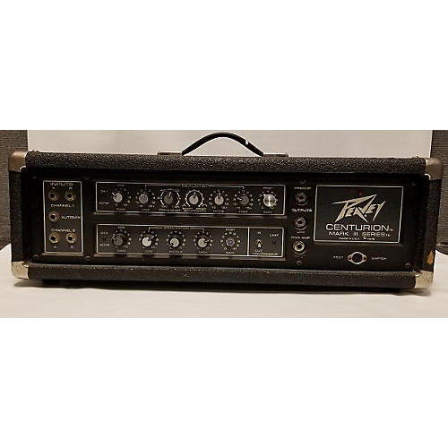 Peavey Centurion Mark III Bass Amp Head