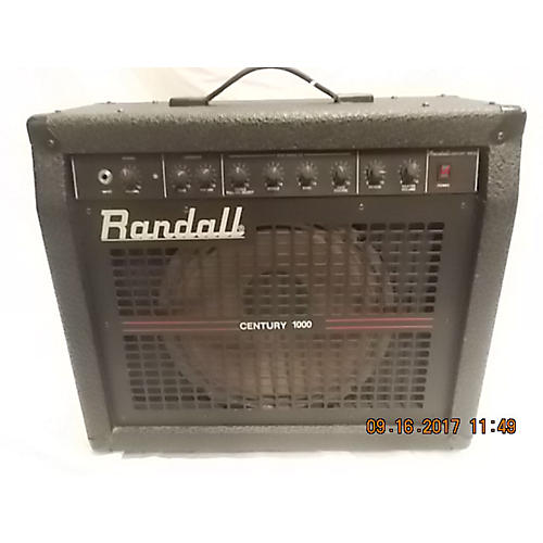used randall century 1000 guitar combo amp guitar center. Black Bedroom Furniture Sets. Home Design Ideas