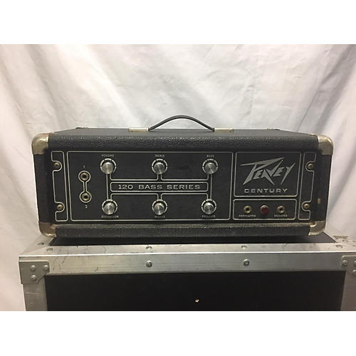 used peavey century 120 bass amp head guitar center. Black Bedroom Furniture Sets. Home Design Ideas