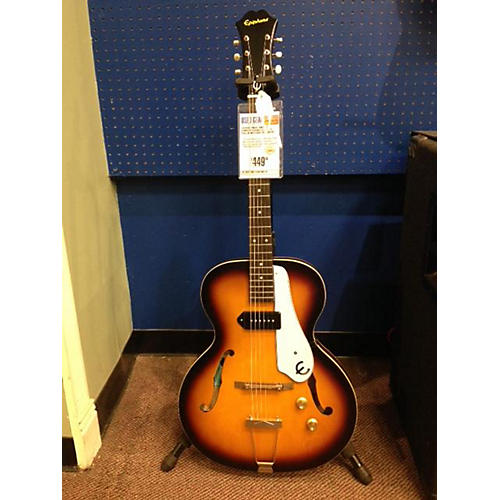 used epiphone century archtop hollow body electric guitar guitar center. Black Bedroom Furniture Sets. Home Design Ideas
