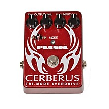 Peluso Cerberus Overdrive Guitar Effects Pedal