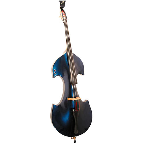 Bridge Cetus Series 4-String Electric Double Bass Black