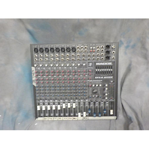 Mackie Cfx12 Unpowered Mixer