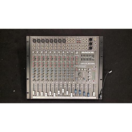 Mackie Cfx12 Unpowered Mixer-thumbnail