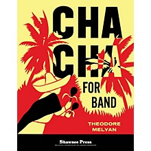 Shawnee Press Cha Cha For Band Concert Band Level 2 Composed by Melyan