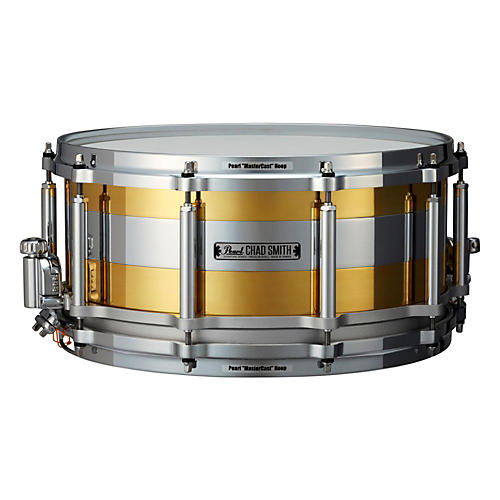 Pearl Chad Smith Tricolon Free Floating Snare Drum-thumbnail