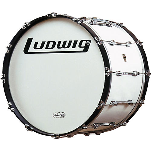 Ludwig Challenger Bass Drum-thumbnail