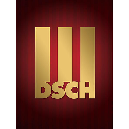 DSCH Chamber Compositions for Voice DSCH Series Hardcover  by Dmitri Shostakovich