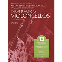 Editio Musica Budapest Chamber Music for Violoncellos, Vol. 13 (Cello Quartet) EMB Series