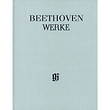 G. Henle Verlag Chamber Music with Winds Henle Edition Hardcover by Beethoven Edited by Egon Voss