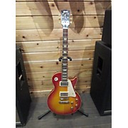 Gibson Chambered Figured 1958 Les Paul Std Reissue VOS Solid Body Electric Guitar