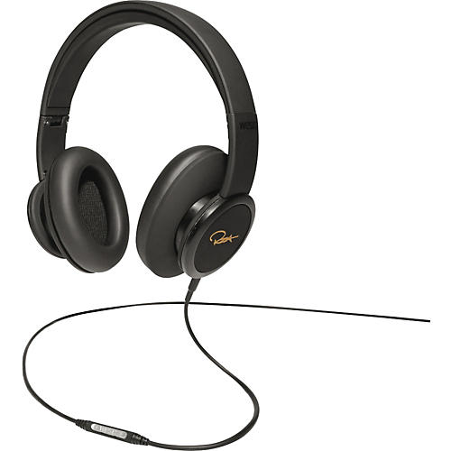 WeSC Chambers by RZA Premium Headphones Black