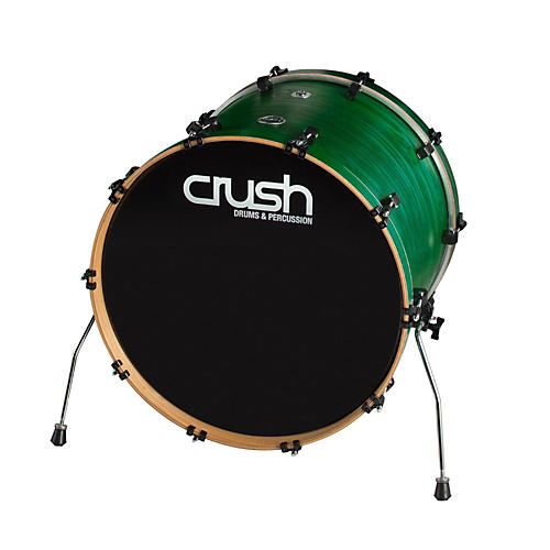 Crush Drums & Percussion Chameleon Ash Bass Drum