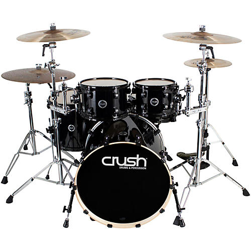 Crush Drums & Percussion Chameleon Birch 5-Piece Shell Pack with 24