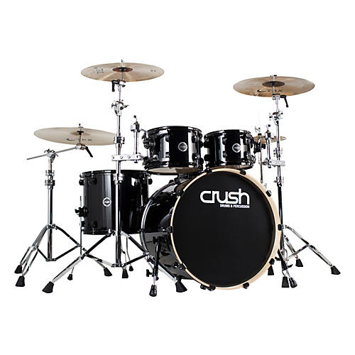 Crush Drums & Percussion Chameleon Birch 5-Piece Shell Pack with 24 x 20