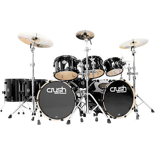 Crush Drums & Percussion Chameleon Birch 8-Piece Shell Pack with 22