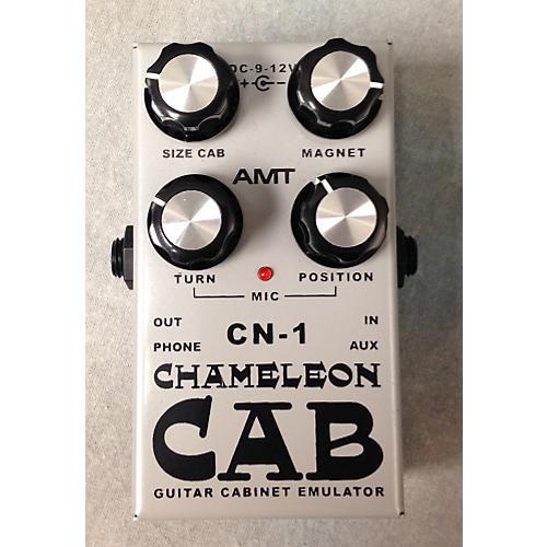 AMT Electronics Chameleon Cab Speaker Cabinet Simulator Effect Processor-thumbnail