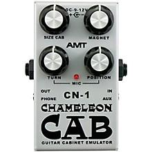 AMT Electronics Chameleon Cab Speaker Cabinet Simulator Pedal Level 1
