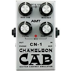 AMT Electronics Chameleon Cabinet Speaker Cabinet Simulator Pedal by AMT Electronics