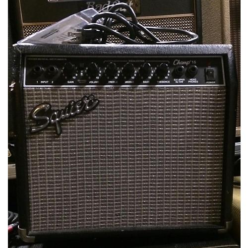 Squier Champ 15 Guitar Cabinet-thumbnail
