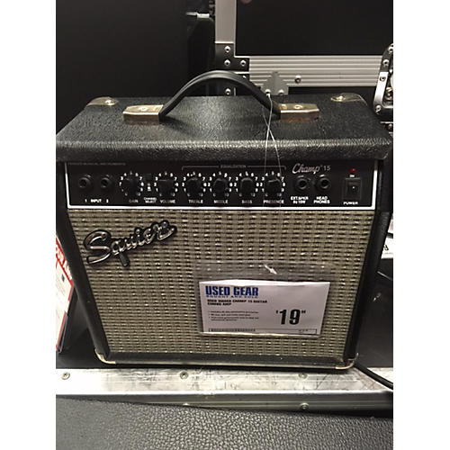 Squier Champ 15 Guitar Combo Amp-thumbnail