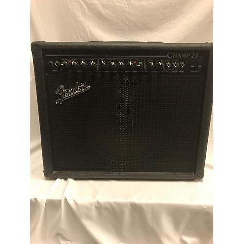 Fender Champ 25 SE Tube Guitar Combo Amp