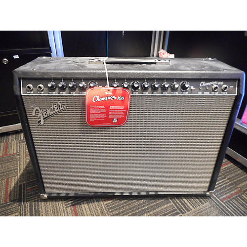 Fender Champion 100 Guitar Combo Amp-thumbnail