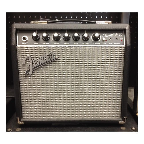 Fender Champion 20 AMP COMBO A GUITAR-thumbnail