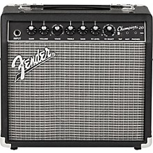 Fender Champion 20 Guitar Combo Amp Level 1 Black