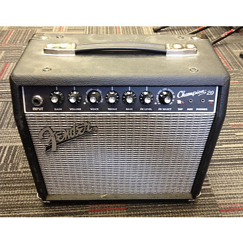 Fender Champion 20 Guitar Combo Amp-thumbnail