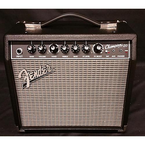 Fender Champion 20 Guitar Combo Amp-thumbnail