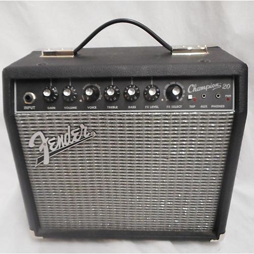 Fender Champion 20 Guitar Combo Amp
