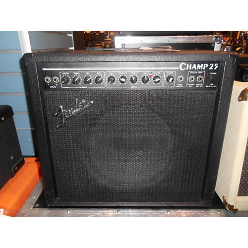 Fender Champion 25 Tube Guitar Combo Amp-thumbnail
