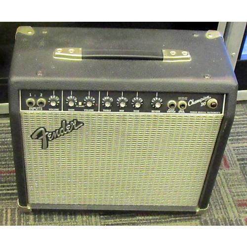 Fender Champion 30 1x10 Guitar Combo Amp-thumbnail