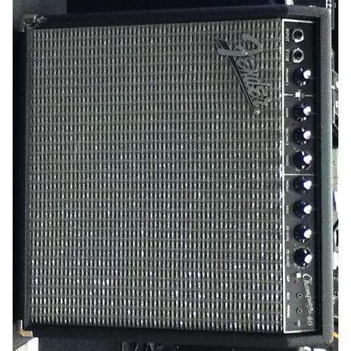 Fender Champion 40 Black Guitar Combo Amp