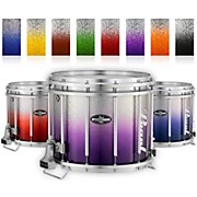 Championship CarbonCore Varsity FFX Marching Snare Drum Fade Bottom Finish