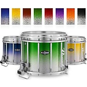 Championship CarbonCore Varsity FFX Marching Snare Drum Fade Top Finish