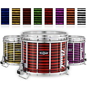 Championship CarbonCore Varsity FFX Marching Snare Drum Spiral Finish