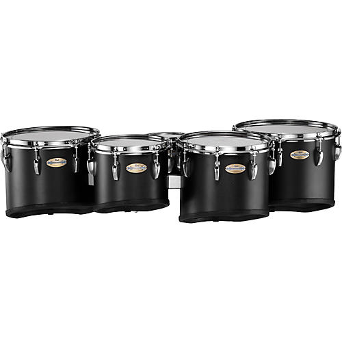 Pearl Championship Carbonply Marching Quint Tom Set 6, 8, 10, 12, 13-thumbnail