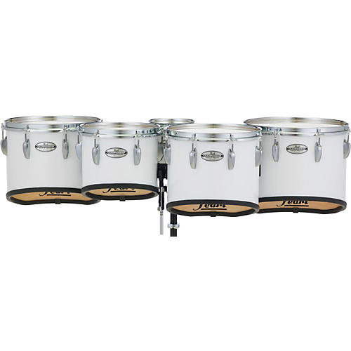 Pearl Championship Maple Marching Tenor Drums Quint Sonic Cut-thumbnail