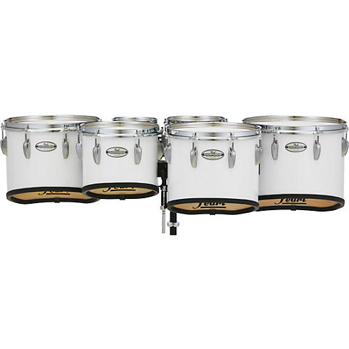 Pearl Championship Maple Marching Tenor Drums Sextet Sonic Cut